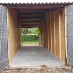 Boxes pour hivernage disponible en location à Champagné