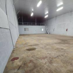 Hangar de 250 à 500 m2 à louer proche du Mans