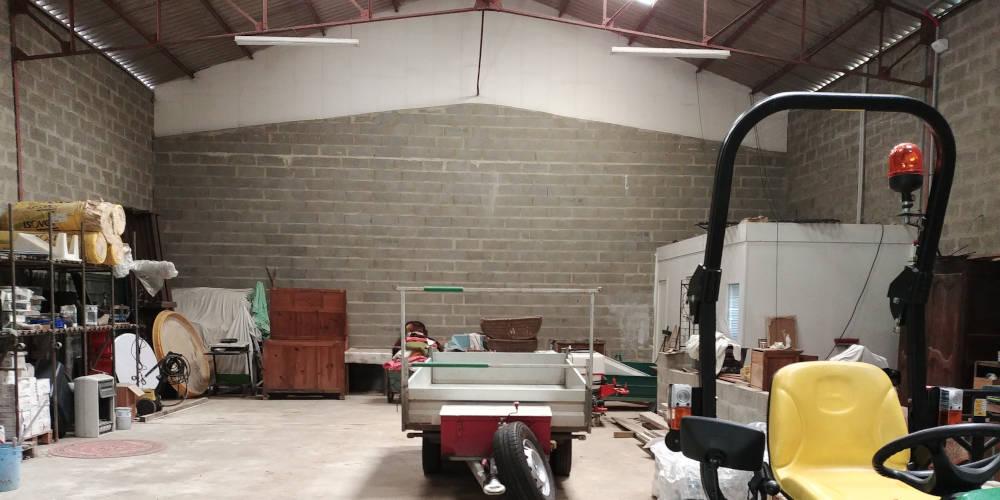 Hangars disponible en location proche du Mans